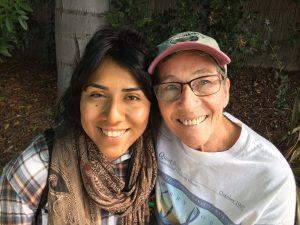 Criselda Vasquez and Jan
