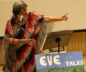 Eve Talks - Shirlene